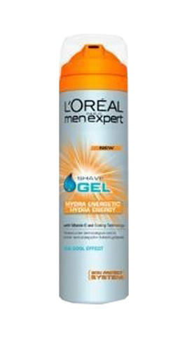 Men Expert Gel Ras Efect Gheata 200ml LOR-Remedii Online