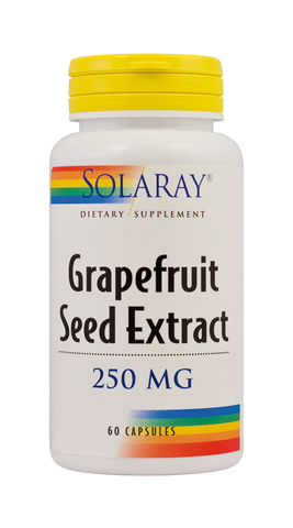 Grapefruit Seed Extract  60cps - Remedii-Online.ro