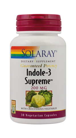 Indole-3 Supreme 30cps - Remedii-Online.ro