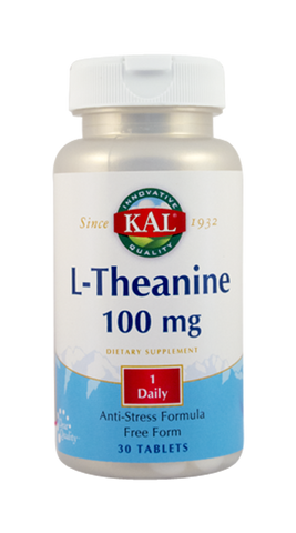 L-Theanine 30cps- Remedii-Online.ro