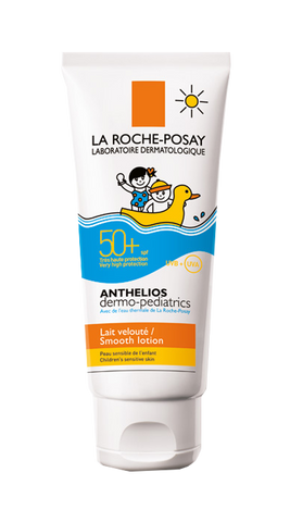 ANTHELIOS DERMO-PEDIATRICS SPF 50 LAPTE DE FATA SI CORP 100ml-Remedii Online