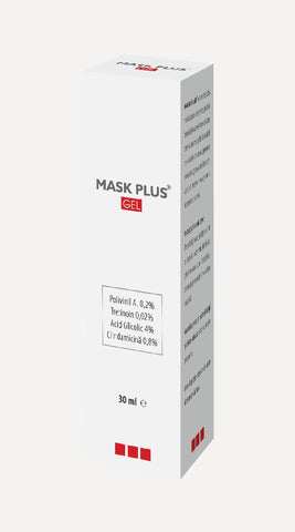 Mask Plus Gel 30ml-Lab. Farmaceutice Krymi Italia | Remedii-Online.ro