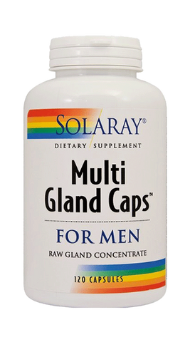 Multi Gland Caps for Men 120cps - Remedii-Online.ro