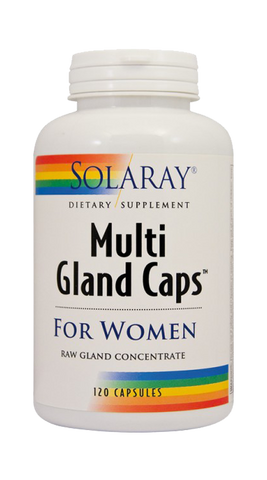 Multi Gland Caps for Women 120cps - Remedii-Online.ro