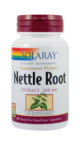 NETTLE ROOT 60cps - Remedii-Online.ro