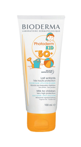 Photoderm KID Lapte colorat SPF 50/UVA 39 100ml | Remedii Online