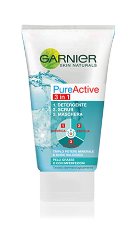 Pure Gel 3in1 150ml GAR- Remedii Online