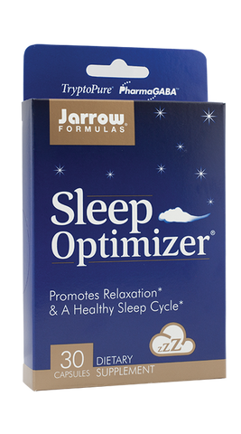 Sleep Optimizer 30 cps Jarrow Formulas | Remedii Online