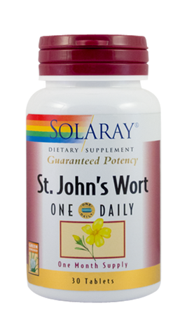 St. John's Worth 900mg 30tb - Remedii-Online.ro