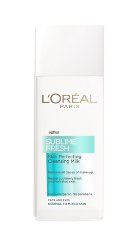 Dermo Expertise Sublime Fresh piele normala-mixta lapte demachiant 200ml-Remedii Online