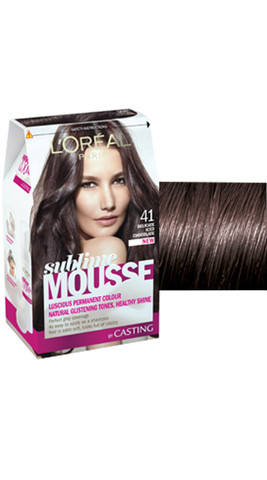 Casting Sublime Mousse 41 marron glace-Remedii Online