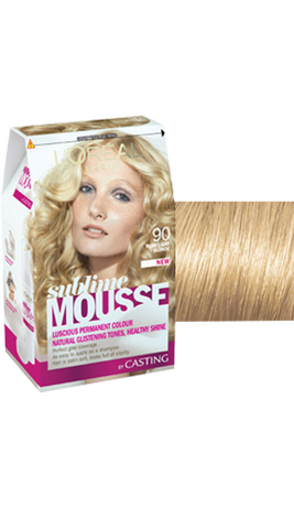 Casting Sublime Mousse 90 blond pur-Remedii Online