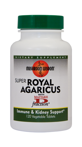 Super Royal Agaricus 120tb - Remedii-Online.ro