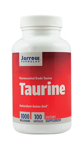 Taurine 1000  100cps - Remedii-Online.ro