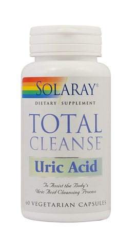 Total Cleanse Uric Acid 60cps - Remedii-Online.ro