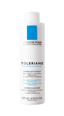 Toleriane lapte demachiant 200ml RPO-Remedii Online