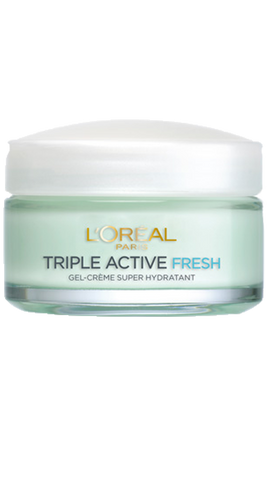 Triple Active Crema Zi ten uscat 50ml LOR-Remedii Online