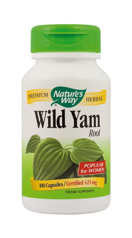 Wild Yam 100cps - Remedii-Online.ro