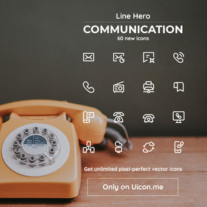 New Release - Line Hero Communication
