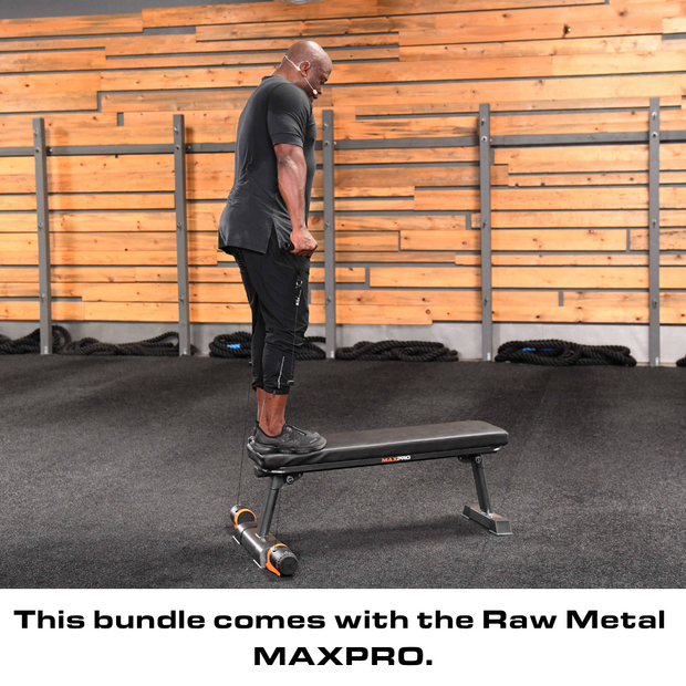 MAXPRO SC Bundle- Raw Metal MAXPRO