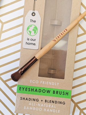 Eco-Friendly Cosmetic Brushes cosmetics theblvd