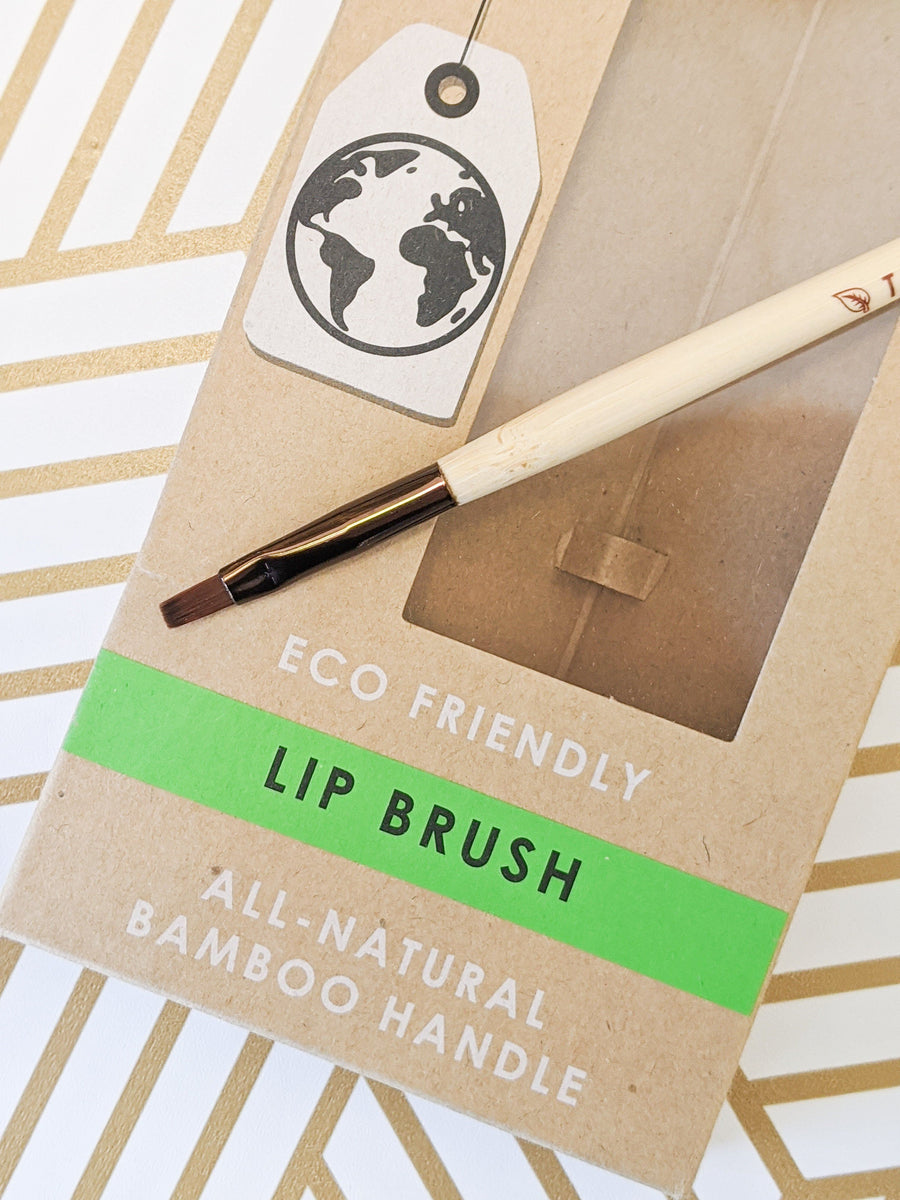 Eco-Friendly Cosmetic Brushes