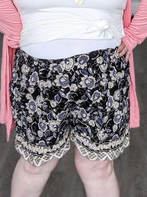 Comfy + Cute Stretchy Shorts shorts angie