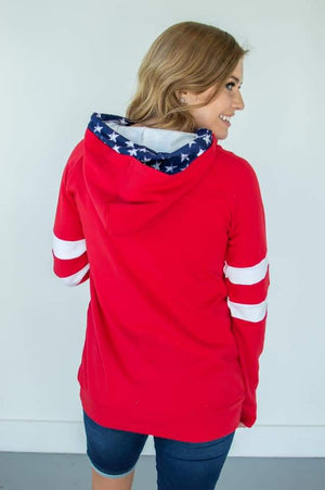 4TH OF JULY INSPIRED HOODIES