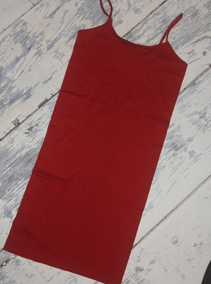 Cami Strap Long Tank long tanks Stacked Consignment