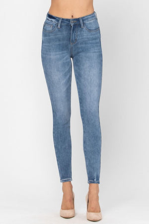 JUDY BLUE ALL-NEW THERMA DENIM SKINNY JEANS Jeans Judy Blue