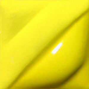 Intense Yellow Underglaze Cone 05-10 (2oz) Amaco V-391