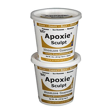 Apoxie Sculpt 4lb (White)