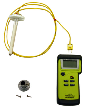 Dual Input Digital Pyrometer Package #2783