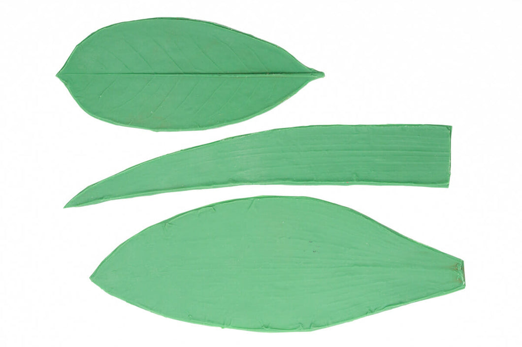 Special Assorted Leaves Press Mold Mat