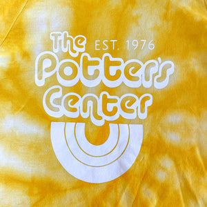 The Potter's Center Tie-Dye Hoodie