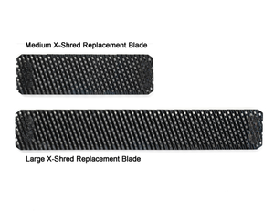 X-Shred Replacement Blade (Large) Xiem 10190