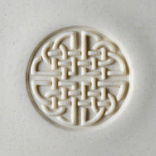 Load image into Gallery viewer, MKM Large Round Stamp Celtic Knot SCL-007
