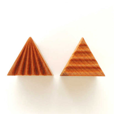 MKM Medium Triangle Stamp Stm-006