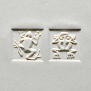 MKM Medium Square Stamp Frog Ssm-076