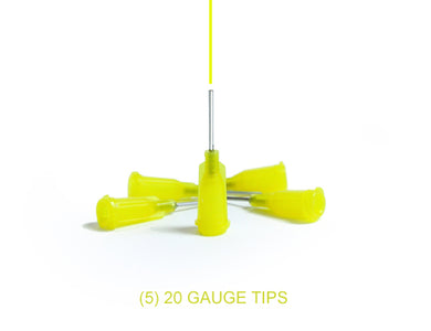 Applicator Tips 20-Gauge Xiem PAT20G