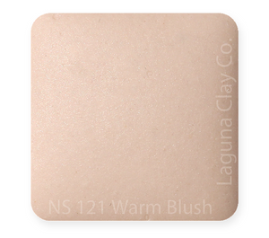 Warm Blush Porcelain Liquid Casting Slip Cone 5-6 (Gallon) Laguna NS-121