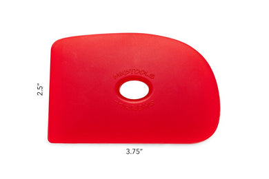 R2 Mudtools Polymer Rib Very Soft Red