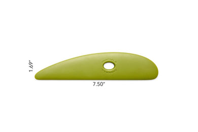 SP Small Green Platter Rib Firm Mudtools