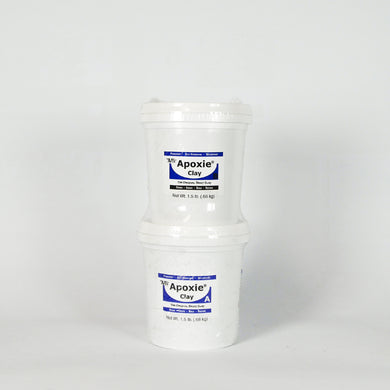 Apoxie Clay 3lbs (White)