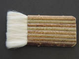 Multi Head Goat Hair Brushes (8 Heads)