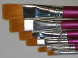 Standard Flat Brush Set B661A