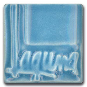Light Blue Creatable Colors Cone 06 Glaze (Pint) Laguna EM-2103