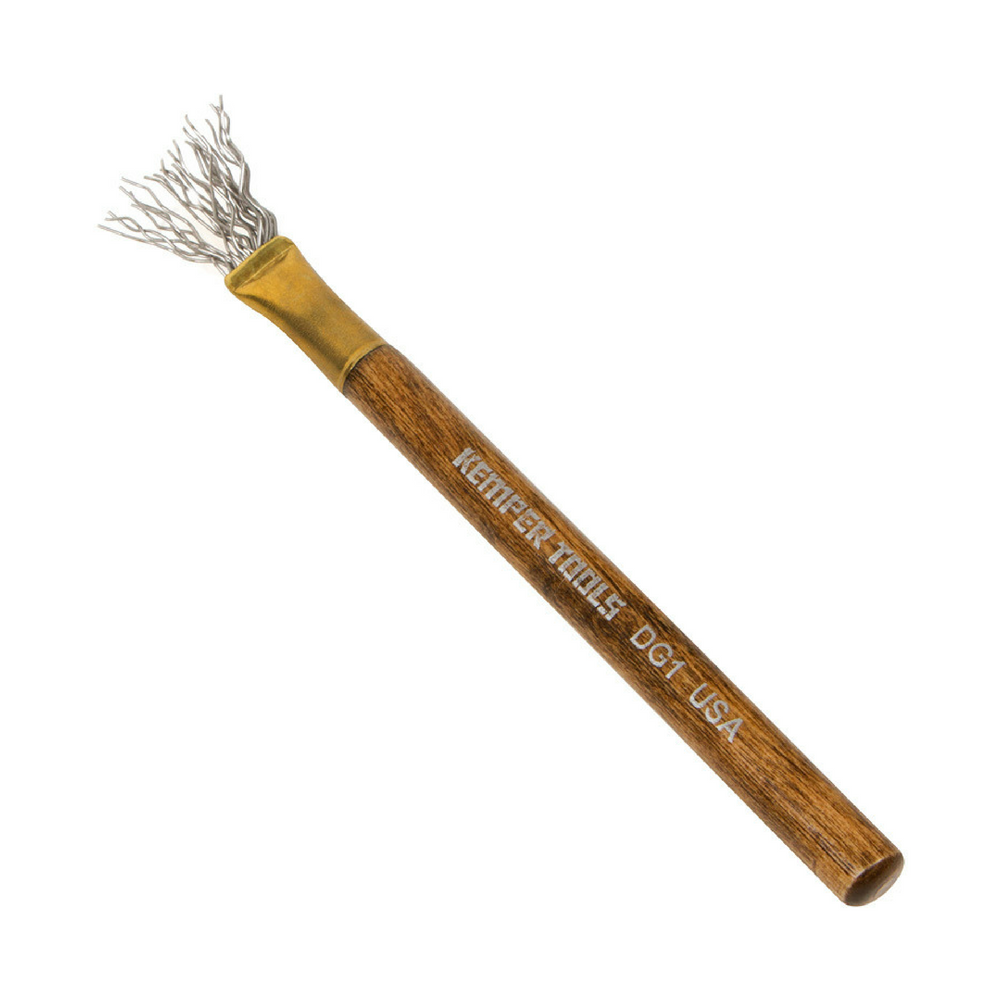 Dry Texture Brush Coarse Kemper DG1
