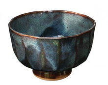 Load image into Gallery viewer, Blue Midnight Potter's Choice Cone 5 Glaze (Pint) Amaco PC-12