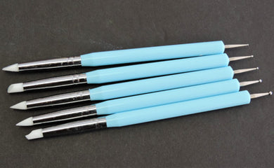 Rubber Pen with Dotting Tools DS 15